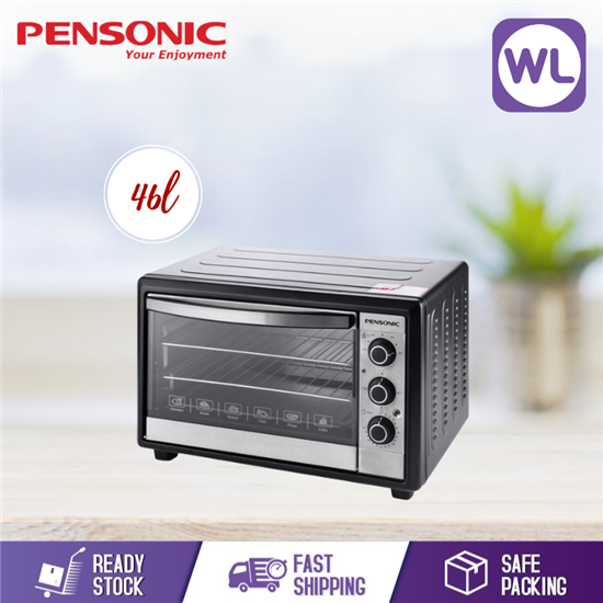 Picture of PENSONIC 46L ELECTRIC OVEN PEO-4605