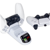 Picture of  DOBE TP5-0506 DUAL CHARGING DOCK WITH LED LIGHT FOR PS5 CONTROLLERS