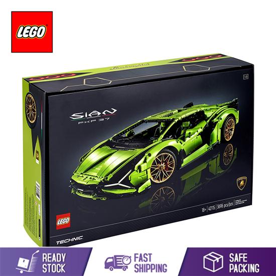 Picture of LEGO TECHNIC LAMBORGHINI SIÁN FKP 37 42115