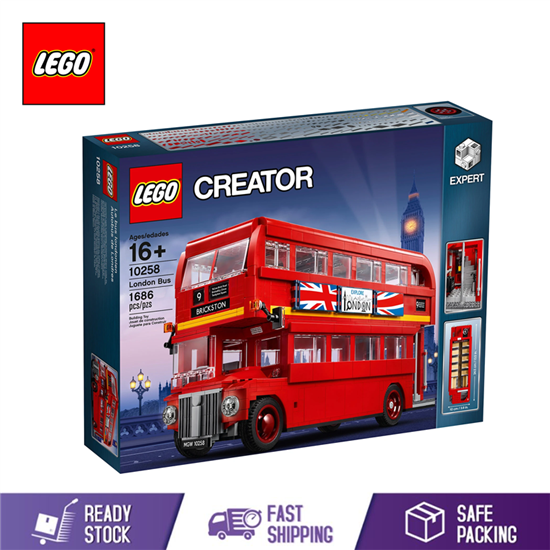 Picture of LEGO CREATOR EXPERT LONDON BUS 10258