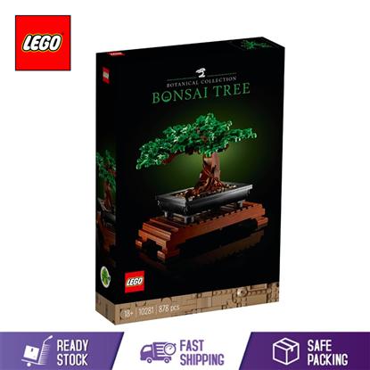 Picture of LEGO CREATOR EXPERT BONSAI TREE 10281