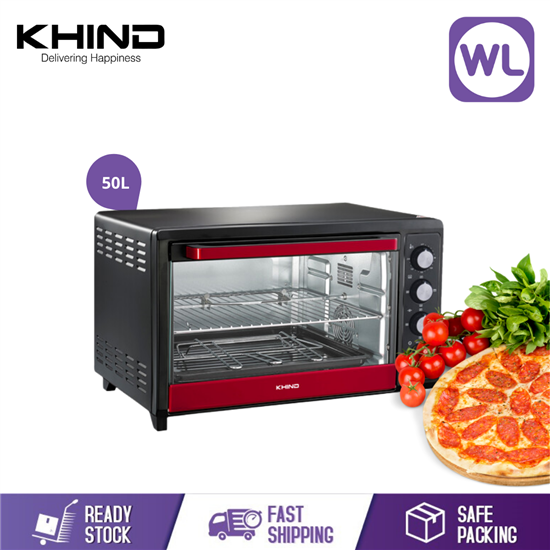 Picture of KHIND 50L ELECTRIC OVEN OT50