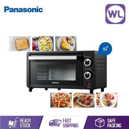 Picture of PANASONIC 9L OVEN TOASTER NT-H900KSK