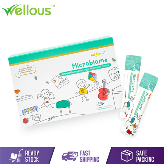 Picture of WELLOUS KIDAONE MICROBIOME KID'S PROBIOME