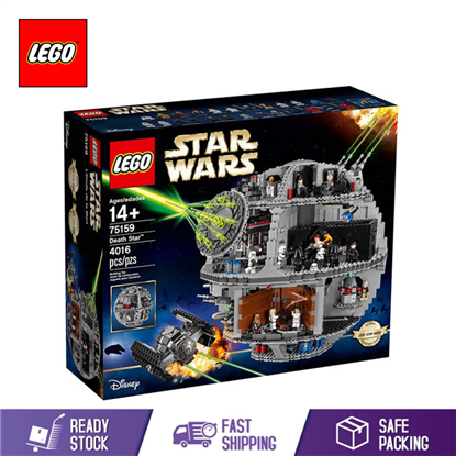 Picture of LEGO STAR WARS UCS DEATH STAR 75159