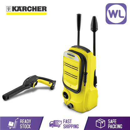Picture of KARCHER WATER JET K2 COMPACT 1.673-500.0