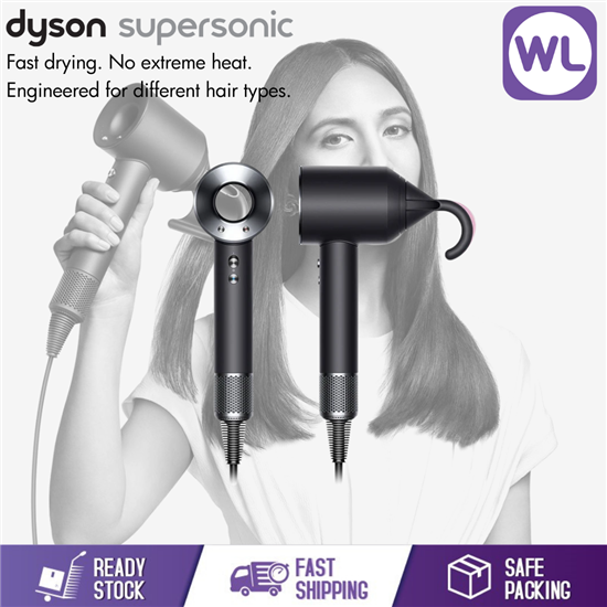 Picture of DYSON SUPERSONIC HAIR DRYER HD08 (BLACK/NICKEL)