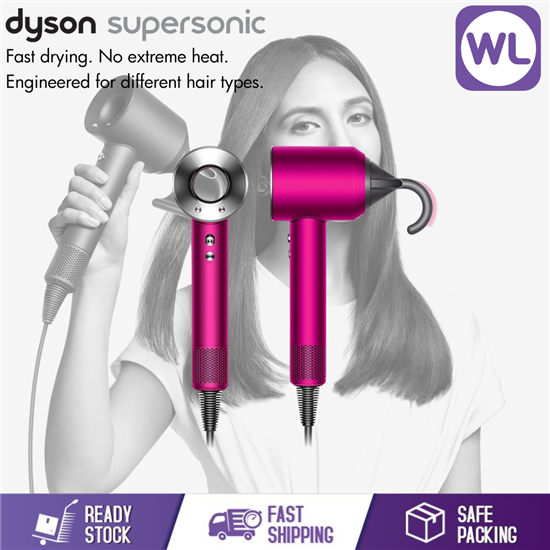 Picture of DYSON SUPERSONIC HAIR DRYER HD08 (FUCHSIA/NICKEL))