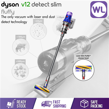Picture of DYSON V12 DETECT SLIM FLUFFY VACUUM CLEANER