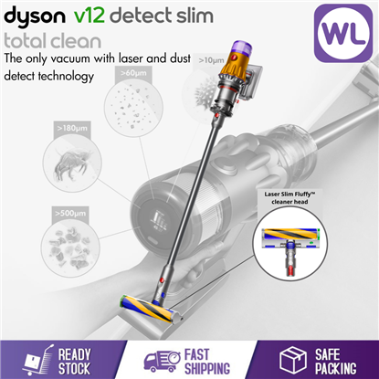 Picture of DYSON V12 DETECT SLIM TOTAL CLEAN VACUUM CLEANER