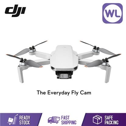 Picture of DJI MINI 2 FLY MORE COMBO– ULTRALIGHT FOLDABLE 3-AXIS GIMBAL 4K CAMERA DRONE