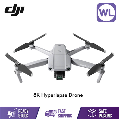 Picture of DJI MAVIC AIR 2 FLY MORE COMBO - 4K FLEXIBLE AERIAL DRONE