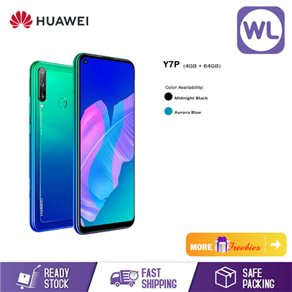 Picture of Huawei Y7P (4GB+64GB)