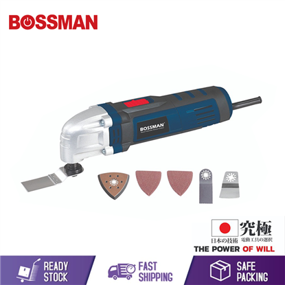 Picture of BOSSMAN 400W MULTI-TOOL (FREE ACCESSORIES)(BMT-400W)