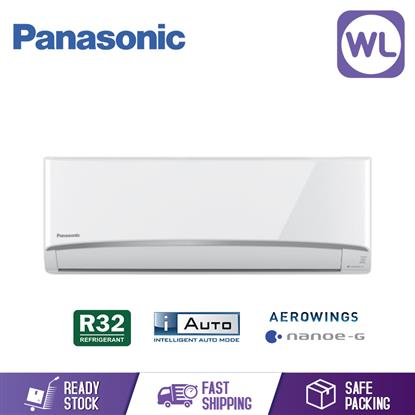 Picture of Panasonic R32 Deluxe Non Inverter Aircond CS-N18VKH_2HP