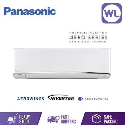 Picture of Panasonic R410A Premium Inverter Aircond CS-S24TKH_2.5HP