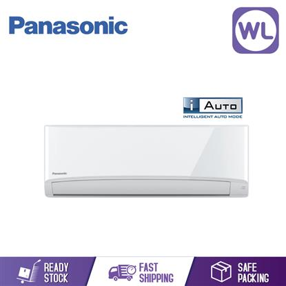 Picture of Panasonic R410A Standard Non-Inverter Aircond CS-PV9TKH_1HP
