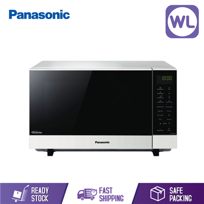 Picture of PANA MICROWAVE OVEN NN-SF564W NON TURNABLE