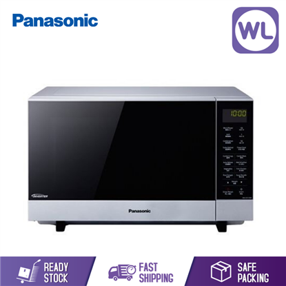 Picture of PANA MICROWAVE OVEN NN-GF574MMPQ NON TURNABLE