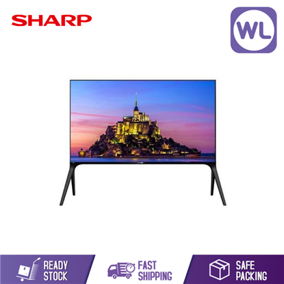 Picture of Sharp 8K UHDR Android Smart LED TV 8TC80AX1X