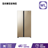 Picture of SAMSUNG Side by Side with Large Capacity 680L SAM-RS62R50314G