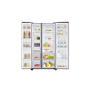 Picture of SAMSUNG SIDE BY SIDE FRIDGE RS62R5001M9/ME (680L/ SILVER)