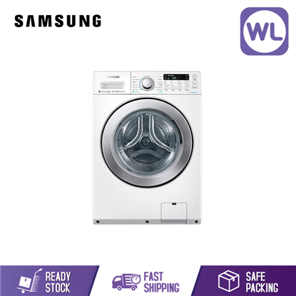 Picture of Samsung Washer & Dryer WD-14F5K5ASW/FQ (14KG/7KG)