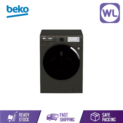 Picture of Beko Washer Front Load WTV9745X0MA (9KG)
