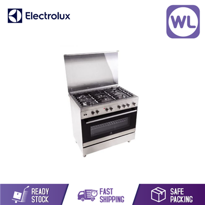 Picture of Electrolux  F/S Gas Cooker+Gas Oven EKM9689X