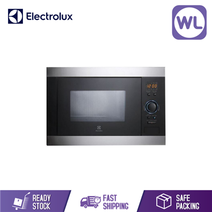 Picture of Electrolux Microwave Oven Fully Built In Compact EMS-2540X (STAINLESS STEEL)