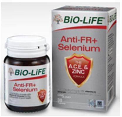 Picture of Bio-Life Anti FR + Selenium