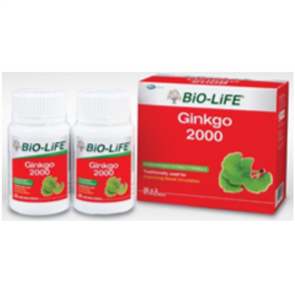 Picture of Bio-Life Ginkgo 2000