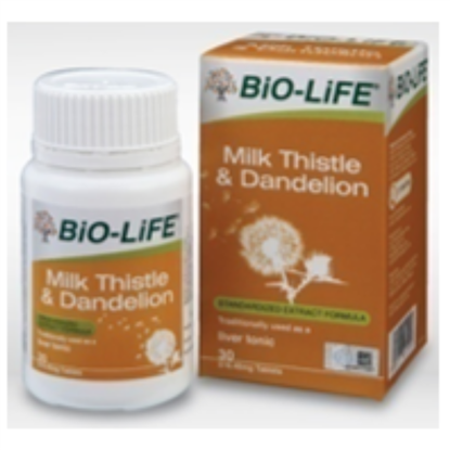 Picture of Bio-Life Milk Thistle and Dandelion
