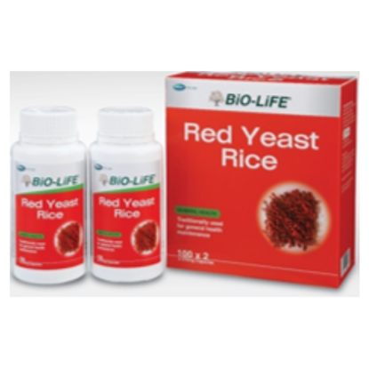 Picture of Bio-Life Red Yeast Rice
