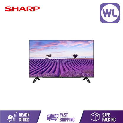 Picture of SHARP 60-Inch 4K UHD TV 4TC60CH1X