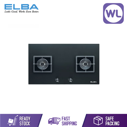 Picture of Elba Built In Glass Hob EGH-F9542G (GREY)
