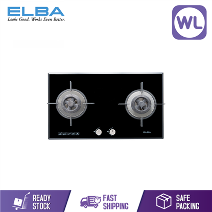 Picture of Elba Built In Glass Hob EGH-G8592G (BLACK)