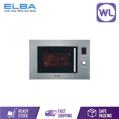 Picture of Elba Built In Microwave Oven EMO-B2361BI (STAINLESS STEEL)
