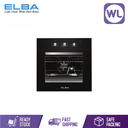 Picture of Elba Built In Oven EBO-F5660 (BLACK)