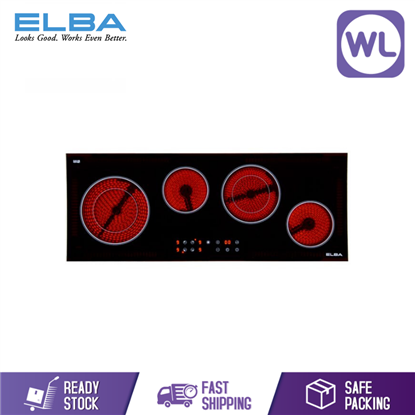 Picture of Elba Built In Ceramic Hob ECH-A9004ST