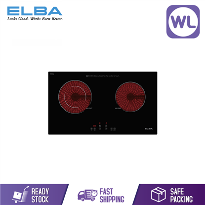 Picture of Elba Built In Ceramic Hob ECH-G2902ST (BLACK)