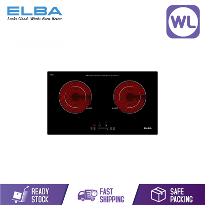 Picture of Elba Built In Ceramic Hob ECH-G3322ST (BLACK)