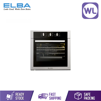 Picture of Elba Built In Oven 6840 (STAINLESS STEEL)