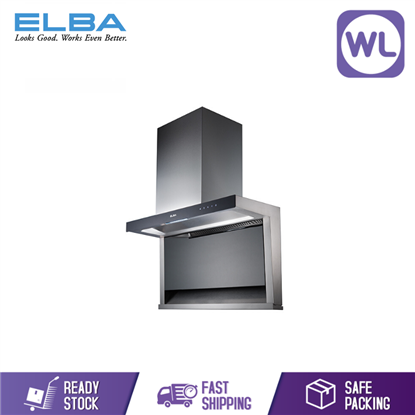 Picture of Elba Chimney Hood Primo EH-H9321ST (BLACK)