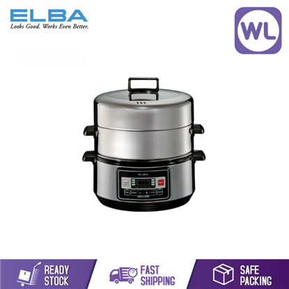 Picture of ELBA FOOD STEAMER EFS-F6024D(SS)