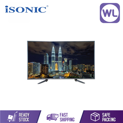 "Picture of iSONIC Full Hd Led Tv 55"" With DVBT2 ICT-5506"