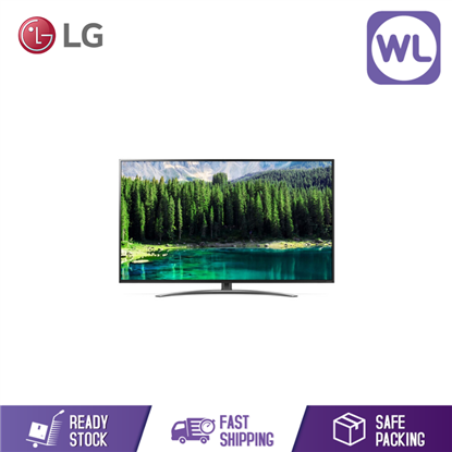 Picture of LG 4K Smart Nanocell Led Tv 75SM8600PTAATS