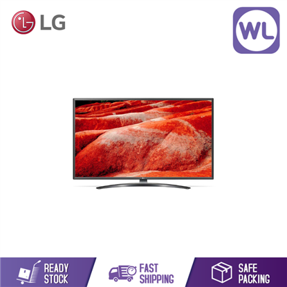 Picture of LG 50'' UM76 Series HDR Smart UHD TV With AI ThinQ