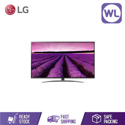 Picture of LG 55'' SM81 Series NanoCell HDR Smart UHD TV With AI ThinQ