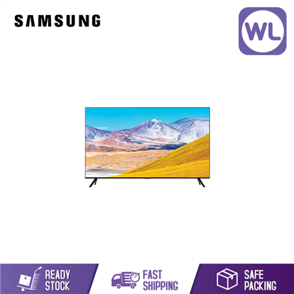 Picture of SAMSUNG 4K Smart LED TV UA-82TU8000KXXM